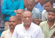 MGUJ-AHM-HMU-LCL-hardik-patels-indefinite-fast-support-dinsha-patel-congress-sr-leader-gujarati-news