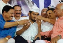 .MGUJ-AHM-HMU-LCL-hardik-patel-end-his-fast-to-keep-unity-between-kadwa-and-leuva-patidar-community-gujarat