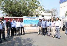 ગુજરાત કોન્ટ્રાકટર્સ એસો, બિલ્ડર્સ એસોસીએશન ઓફ ઇન્ડિયા સહિતના મોટા પાંચ એસો. દ્વારા કલેકટરને આવેદનપત્ર પાઠવાયુ