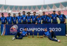 ક્રિકેટ પ્રતિભાશાળીઓની ભાવિ પેઢી શોધવામાં મદદરૂપ થતી યુનિવર્સિટીના વિદ્યાર્થીઓ માટે ખાસ વિકસિત એકમાત્ર વૈશ્વિક ક્રિકેટ સ્પર્ધા