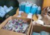 300 રૂપિયાનું સેનીટાઇઝર તેઓ 100 રૂપિયામાં વેચવા તૈયાર છે છતાં કોઈ લેવા તૈયાર નથી. તેઓને ત્યાં 3 લાખ N95 માસ્ક, 6 લાખ ટ્રિપલ લેયર માસ્ક, 12 હજાર ઓક્સિમીટર, 300 નંગ સેનિટાઈઝરના કેરબા સહિત 15 લાખના માલ અટવાઈ ગયો છે. તેઓનું કહેવું છે